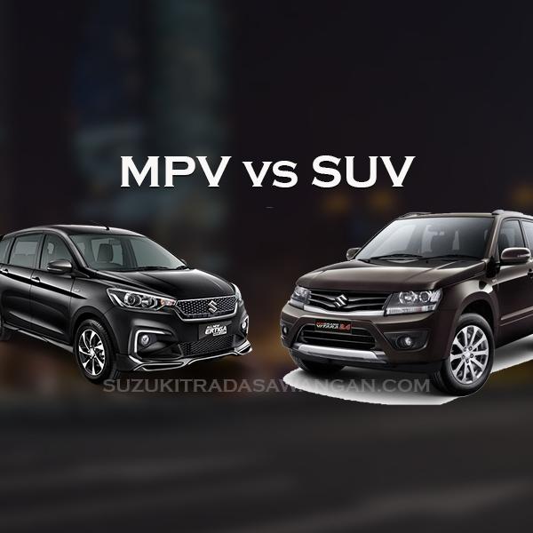 Beda Mobil SUV dengan Mobil MPV