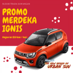 Promo Merdeka Suzuki Ignis