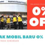 Pajak Mobil Baru Suzuki 0%