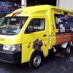 New Carry Moko ( Mobil Toko )